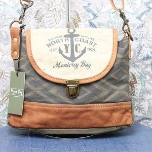 NWT Myra Bag Vintage ANCHOR Crossbody